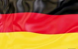 флаг Германия Флаги соотечественников поворачивать страны мира стоковая фотография rf