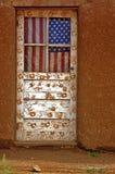 флаг двери Стоковая Фотография RF