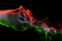 Флаг дыма Венгрии национальный Стоковые Изображения
