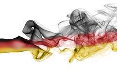 Флаг дыма Германии национальный Стоковое Изображение RF
