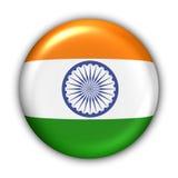 флаг Индия иллюстрация вектора