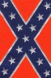 флаг конфедерации Стоковое Изображение