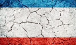 Флаг Крыма иллюстрация штока