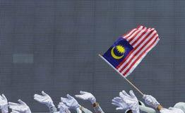 Флаг Малайзии, Jalur Gemilang стоковые изображения rf