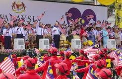 Флаг Малайзии, Jalur Gemilang стоковая фотография