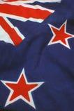 флаг Новая Зеландия Стоковые Фотографии RF