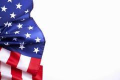 Флаг предпосылки Соединенных Штатов Америки на национальное федеральное торжество праздников и оплакивая день памяти погибших в п стоковое фото
