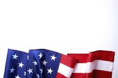 Флаг предпосылки Соединенных Штатов Америки на национальное федеральное торжество праздников и оплакивая день памяти погибших в п стоковая фотография