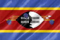 флаг Свазиленд иллюстрация вектора