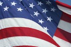 флаг США Стоковое фото RF