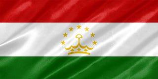 Флаг Таджикистана бесплатная иллюстрация