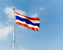 Флаг Таиланда Стоковая Фотография RF