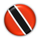 флаг Тобаго Тринидад Стоковое фото RF
