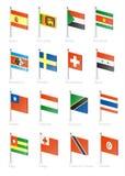 флаг иллюстрация вектора