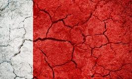 Флаг Ajman иллюстрация штока
