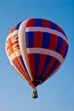 флаг british воздушного шара Стоковая Фотография