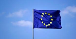 флаг eu Стоковое Фото