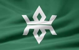 флаг iwate япония Стоковые Фото