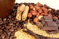 флейворы кофе Стоковое Фото