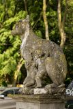 Флоренс, Италия - 24-ое апреля 2018: статуя Lupa в Флоренсе Стоковые Изображения RF