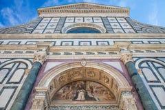Флоренс - повесть Santa Maria Стоковые Изображения RF