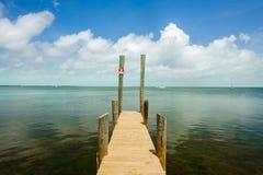 Флорида пользуется ключом Seascape Стоковые Изображения RF