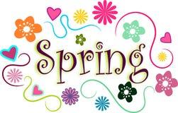 флористическая весна Стоковое Изображение RF
