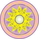 флористическая иллюстрация Стоковые Фотографии RF