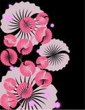 флористическая иллюстрация Стоковые Изображения RF