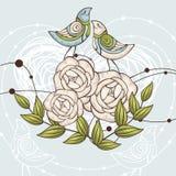 флористическая иллюстрация Стоковое Изображение