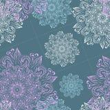 Флористическая картина вектора Стоковые Фотографии RF