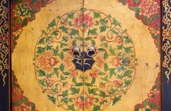флористическая картина мебели Стоковые Фото