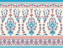 Флористическая картина ткани Стоковое Фото