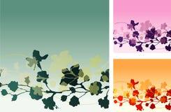 флористическая картина Стоковые Изображения RF