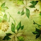 Флористическая предпосылка Стоковая Фотография RF