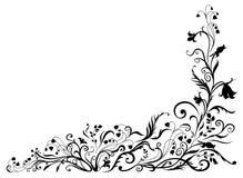Флористическая предпосылка Стоковые Изображения