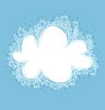 Флористическая предпосылка Стоковая Фотография