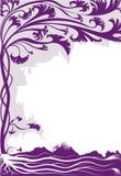Флористическая предпосылка Стоковые Фотографии RF