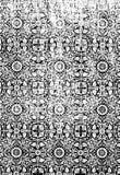 флористическая текстура grunge Стоковое Изображение