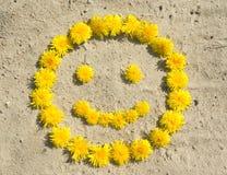 флористическая усмешка стоковые изображения