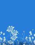 флористические канцелярские принадлежности стоковое изображение