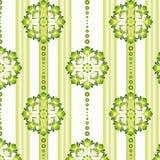 флористические обои сбора винограда Стоковые Изображения RF