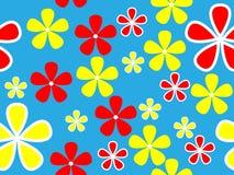 флористический вектор картины Стоковое Изображение RF