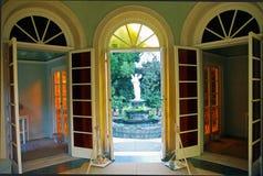 Флористический дом Стоковые Фотографии RF