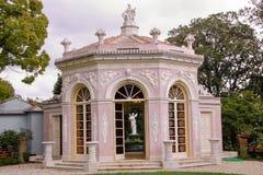 Флористический дом Стоковая Фотография
