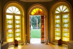 Флористический дом Стоковое Фото