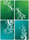 флористический зеленый teal планов бесплатная иллюстрация