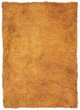 флористический кожаный оборудованный перечень Стоковая Фотография