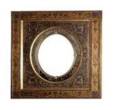 флористический металл рамки Стоковая Фотография