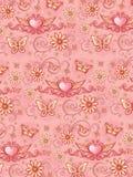 флористический пинк картины иллюстрация штока